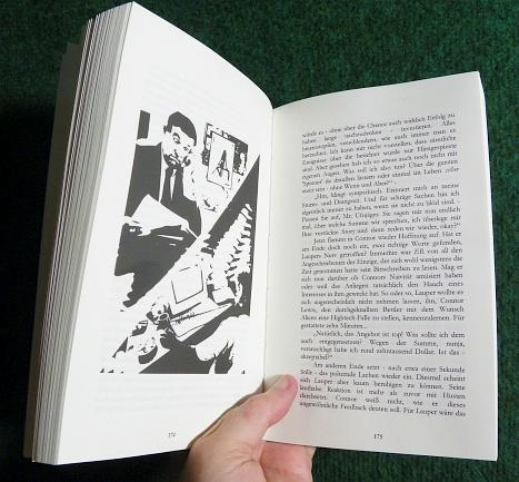 Science Fiction Roman als Taschenbuch
