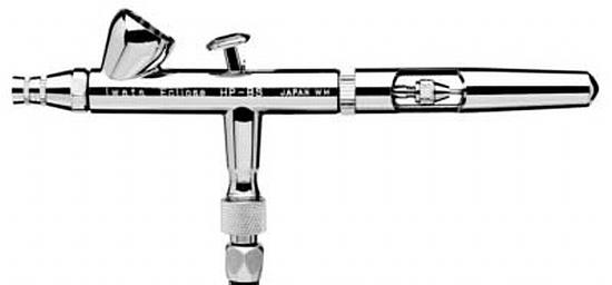 Airbrush Pistole Iwata HP-BS Eclipse